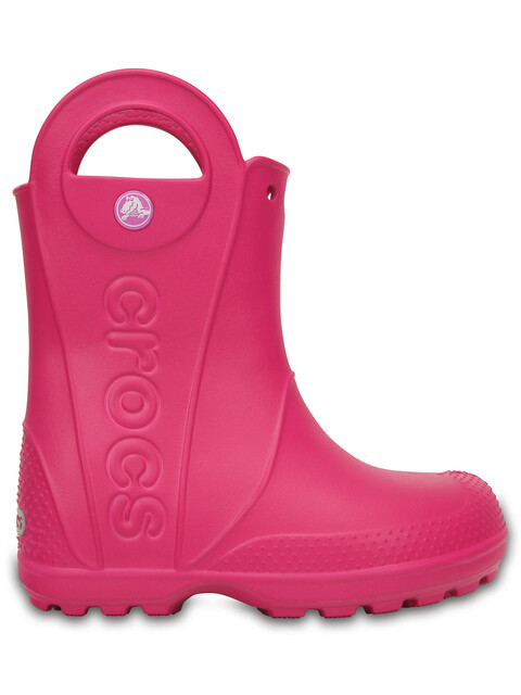 Crocs Handle It - Bottes en caoutchouc Enfant - rose